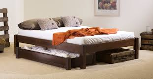 platform wood bed frame grey frames all arch pcnielsen com