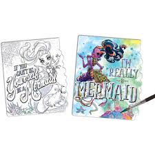 monster high great scarrier reef watercolor portfolio walmart com