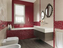 luxury red bathroom decor ideas