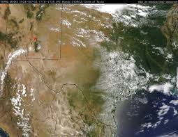 Wildfire Band Texas by U S Air Quality June 2004 Archives