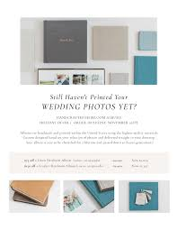 wedding albums for sale 4 steps to sell more albums this season heirloom wedding