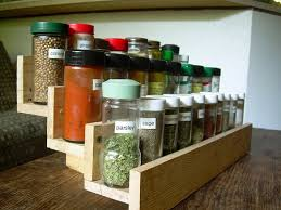 10 stylish spice storage ideas for your wonderful kitchen diy
