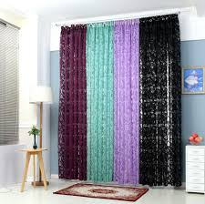 aliexpress com buy floral colorful curtains for window curtain