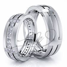 Wedding Rings Sets His And Hers by Wedding Ring Sets For Him U0026 Her With Lifetime Warranty