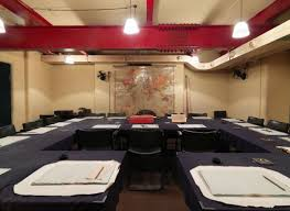 go behind the glass of churchill u0027s underground war rooms history