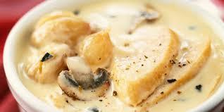 cuisine actuelle recettes blanquette de poulet recette blanquette de poulet blanquette et