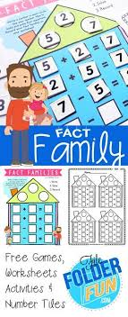 best 25 fact families ideas on math addition