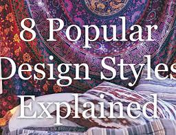 types of home interior design impressive types of interior design styles 8 popular explained