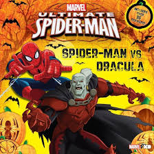 ultimate spider man spider man dracula disney books disney