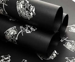 black gift wrapping paper christmas wrapping paper black best images collections hd for