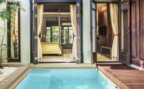 le méridien koh samui resort u0026 spa plunge pool suite