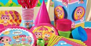 lalaloopsy party supplies personalized party products for a lalaloopsy birthday party