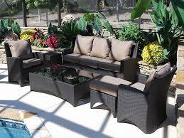 Faux Wicker Patio Furniture - modern furniture modern wicker patio furniture expansive