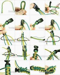 bracelet patterns with paracord images Sweet ideas how to make parachute cord bracelets pleasurable jpg