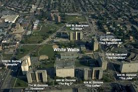 chicago housing projects map housing chicago cabrini green to parkside of town
