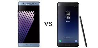 galaxy note 7 fan edition what s the difference galaxy note7 vs galaxy note7 fan edition