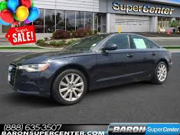 audi nyc service audi a6 2014 in patchogue island nyc ny baron supercenter
