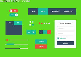 simple line icon user interface design resources psd deoci com