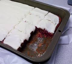 jimbo info blog archive jimbo u0027s beet sheet cake or fake red