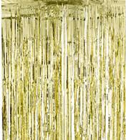 Gold Shimmer Curtains Shimmer Curtains For Retail Displays Dzd