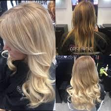 easilocks hair extensions looooook at this hair application of easilocks multiweft by