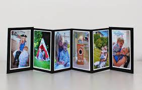 diy concertina fold photobook