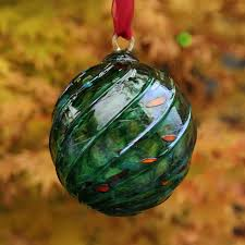 chihuly garden and glass exclusive hand blown ornaments