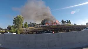 idaho house nampa idaho house fire off the freeway youtube