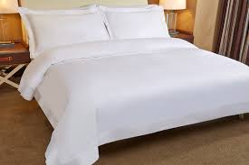 signature collection bed and bedding set luxury collection hotel