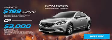 mazda specials new mazda dealer in bridgman siemans mazda