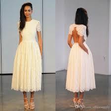 tea length wedding dress biwmagazine com