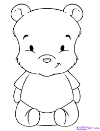 the pooh pictures to colour
