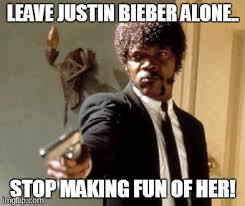 Funny Justin Bieber Memes - justin imgflip