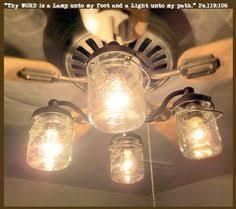 hunter mason jar ceiling fan exceptional primitive ceiling fans furniture fun pinterest