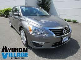 nissan altima for sale in ma used 2014 nissan altima for sale danvers ma