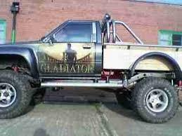 toyota hilux pickup monster truck gas conversion 4x4 van car
