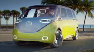 volkswagen microbus 2017 we got up close and personal with the killer new vw i d buzz