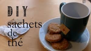 sachet pour biscuit diy tutorial comment faire les sachets de thé youtube