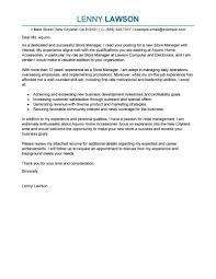 retail manager resume 2 best manager cover letter exles livecareer
