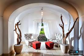 transforming the 45 room hotel belsito into the private villa