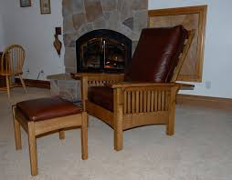 Bow Arm Morris Chair Plans Furniture Willamette Valley Fine Woodworking