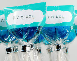 Easy Baby Shower Decorations Simple Diy Candy Jars Bubblegum Adorable Affordable Cute