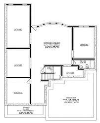 mission floor plans southwestern house plans home design mission