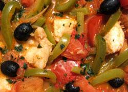 cuisiner la morue à la portugaise la morue ma cuisine santé