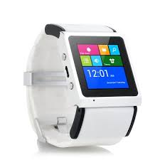 smart watches android android smart v strike 1 54 inch screen dual cpu