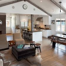 open floor plan farmhouse best 25 farm style open plan kitchens ideas on open