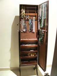 Jewelry Armoire Vintage Furnitures Ideas Fabulous Rustic Jewelry Armoire Vintage Antique
