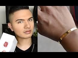 men love bracelet images My new cartier love bracelet jpg