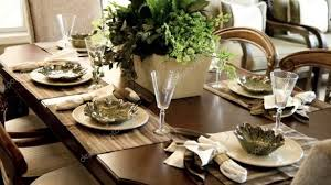 modern table settings awesome dining tables settings ilashome table setting
