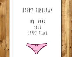 birthday cards for husband funny birthday card for her